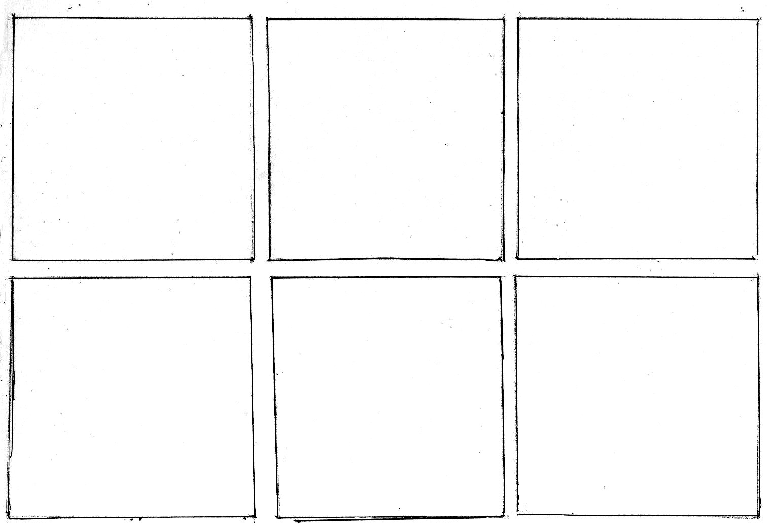 What panel layout should i use in my webcomic for Comic strip template maker