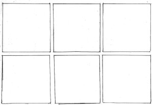"""An edited version of the page template I used in """"Yametry Run"""". Feel free to use it however you want to."""