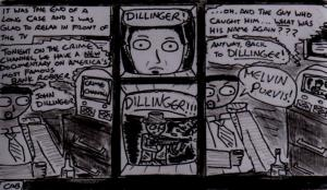 """Damania - Dillinger"" By C. A. Brown [25th October 2012]"