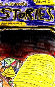 2013 Artwork Stories Volume 2 - Cover