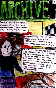 2013 Artwork Stories Volume 2 - Page 17