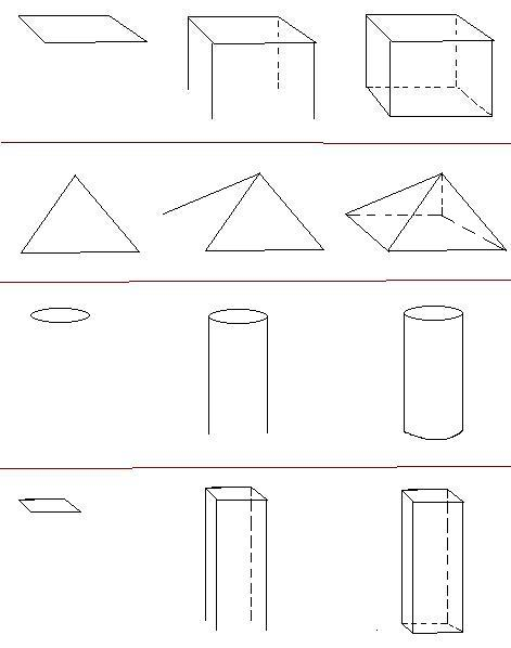 Drawing 3d Shapes On Isometric Paper This Method Of Is Used Pictures