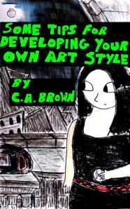 Developing Your Own Art Style Book Cover