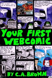 Your First Webcomic Cover