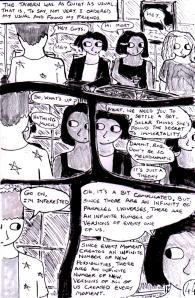 """Jadzia Strange (remake) - Page 44"" By C. A. Brown"