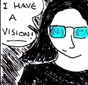 2013 Artwork Vision Thing Sketch