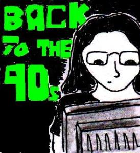2013 Artwork Back To The 90s Sketch
