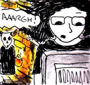 2013 Artwork Maze Of Halls Review Sketch
