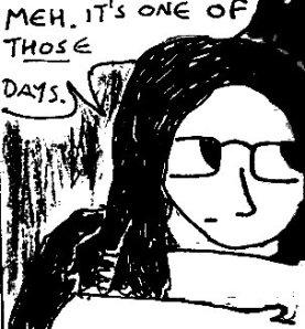 2013 Artwork Mediocre Days Sketch