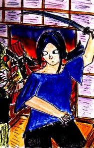 """Mutant Dojo"" By C. A. Brown"