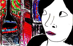 """Street 753"" By C. A. Brown [NOVEMBER 2013]"