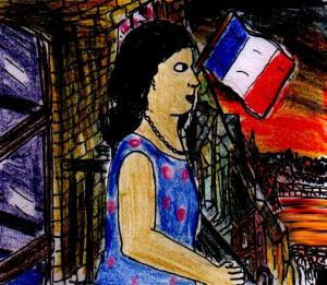 """""""Rue De Souvenirs"""" By C. A. Brown"""