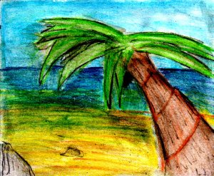 """""""Generic Beach"""" By C. A. Brown"""