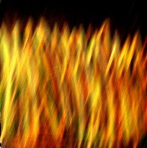 2014 Public Domain Flames