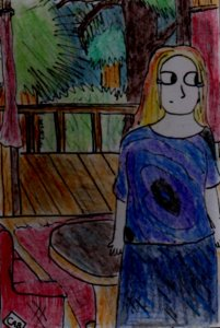 """""""Thunderstorm In The Treehouse"""" By C. A. Brown [JUNE 2012]"""