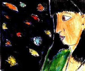 """Galaxies"" By C. A. Brown"