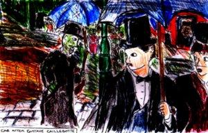 """""""Jour De Pluie Et Zombies"""" By C. A. Brown"""