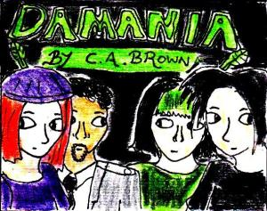 2014 Artwork Damania TV intro titlescreen