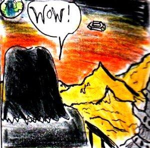 2014 Artwork Exploratory Storytelling Sketch