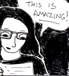 2014 Artwork Feeling proud Of Yourself Sketch