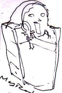 """""""Random Sarcophagus"""" By C. A. Brown"""