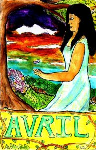 """Avril"" By C. A. Brown"