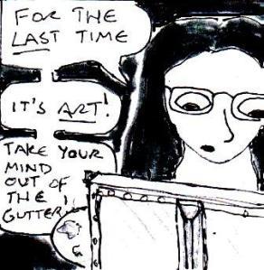 2014 Artwork April Fools Article sketch