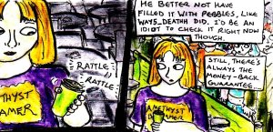 These are the first two panels of page four.