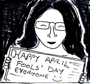 2014 Artwork April Fools day article end replacement sketch