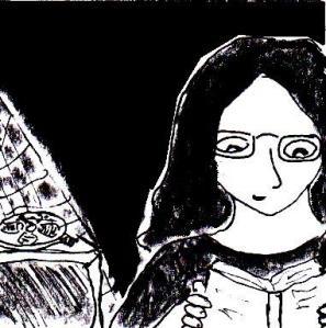 2014 Artwork Books Are Better Sketch