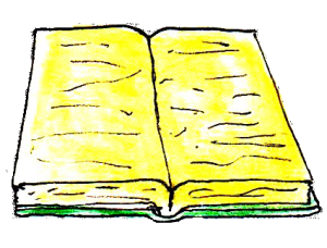 Old Book Clipart