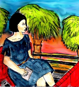 """""""Vintage Voyage"""" By C. A. Brown [JUNE 2014]"""