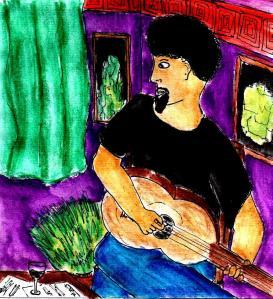 """Serenade"" By C. A. Brown"