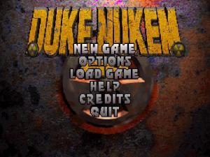 D64 mod title screen