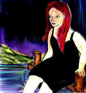 """""""Luna Pier"""" By C. A. Brown"""