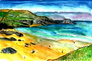 """""""Mother Ivey's Bay"""" By C. A. Brown"""