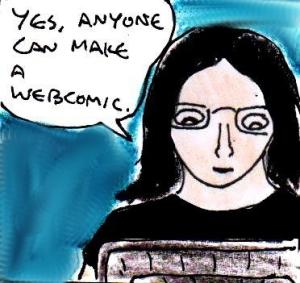 2014 Artwork Fancy Webcomics Sketch