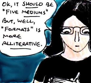 2014 Artwork Five Fast Formats Sketch