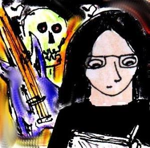 2014 Artwork Music Inspiration Sketch