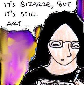 2014 Artwork Random art practice sketch