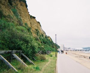 """Sandown Beach Photo"" By C. A. Brown [Taken in 2007]"