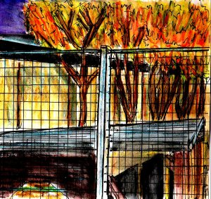 """Berlin Wall Museum"" By C. A. Brown"