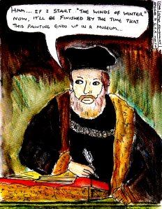 """""""Apologies To Rembrandt And Martin"""" By C. A. Brown"""