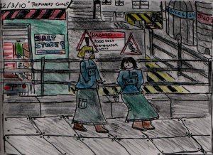 """Refinery Girls"" By C. A. Brown [12th March 2010]"