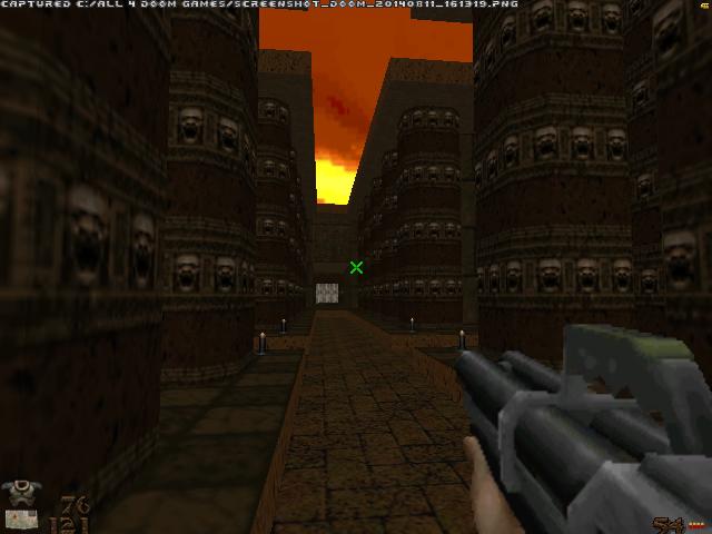 """Review: """"Quakedoom"""" (WAD For """"Doom 2″/""""GZDoom"""") « PekoeBlaze"""