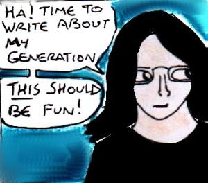2014 Artwork Generations and Creativity sketch