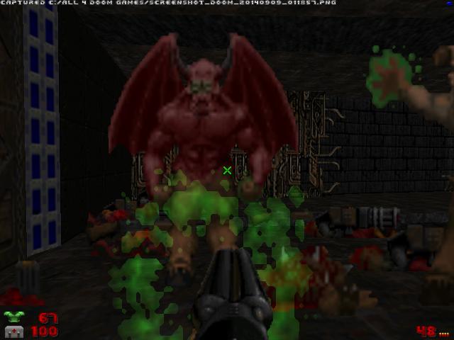 """Review: """"Five Rooms Of Doom"""" (WAD for """"Doom II""""/ """"GZDoom"""