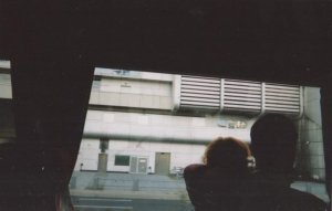 """2004 Berlin Coach Window Photo"" By C. A. Brown"