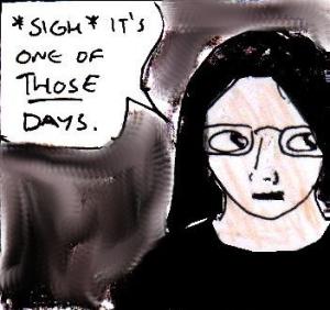 2014 Artwork Uncreative Guilt Sketch