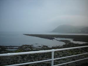 """""""Aberystwyth Coast Photo (2009)"""" By C. A. Brown"""